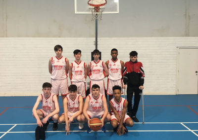u16 Boys Basketball 2017-18
