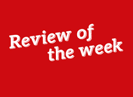 Review of the Week Ending Friday 29 March 2019