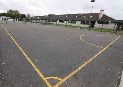 Soccer Court Yard