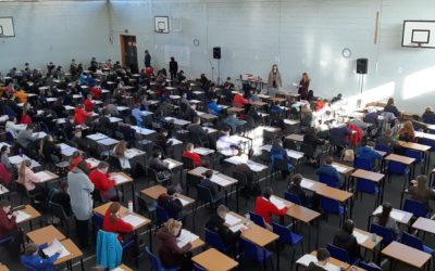 GCC Entrance Assessments for Incoming 1st Year Students
