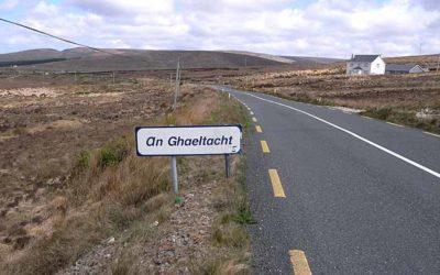 Turas Gaeltachta bliain a Cúig. 1ú Aibreán – 3ú Aibreán 2019.