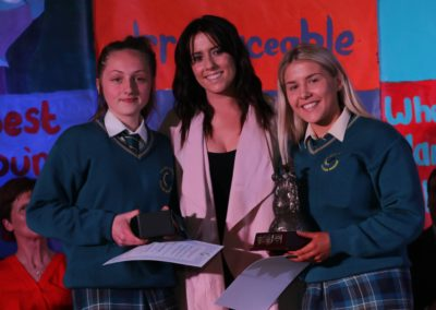 11. Gradam Mhic Eoin - Lauren Harrington and Aimee o'Meara with special guest Stephanie Rainey