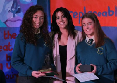 12. Gradam Setanta - Abbie O'Mahony and Saoirse Desmond with special guest Stephanie Rainey