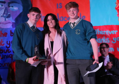 17. Gradam Uí Loinsigh - Wayne O'Halloran and Conor Drummey with special guest Stephanie Rainey