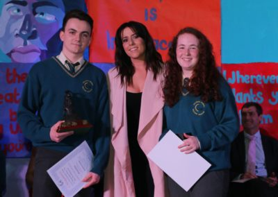 2. Gradam De Róiste - Conor O'Brien and Ciara Fitzpatrick with special guest Stephanie Rainey