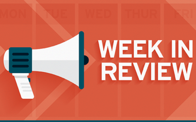 Review of the Week Ending Friday 24 May 2019
