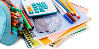 Stationery Lists for the 2019/2020 School Year