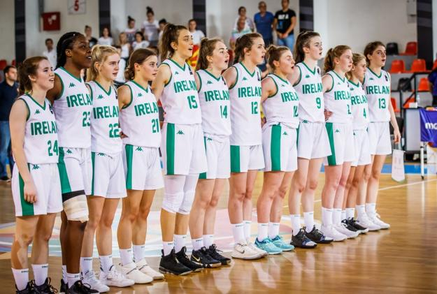 Congratulations to GCC student Mia Furlong representing Ireland at the U-18 European Basketball Championships