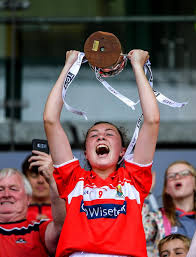 Cork Minor Ladies All Ireland winning captain Abbie O Mahony