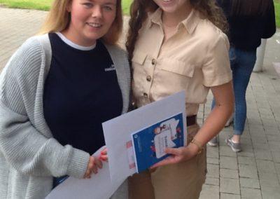 Emma McCarthy, Abbie O'Mahony