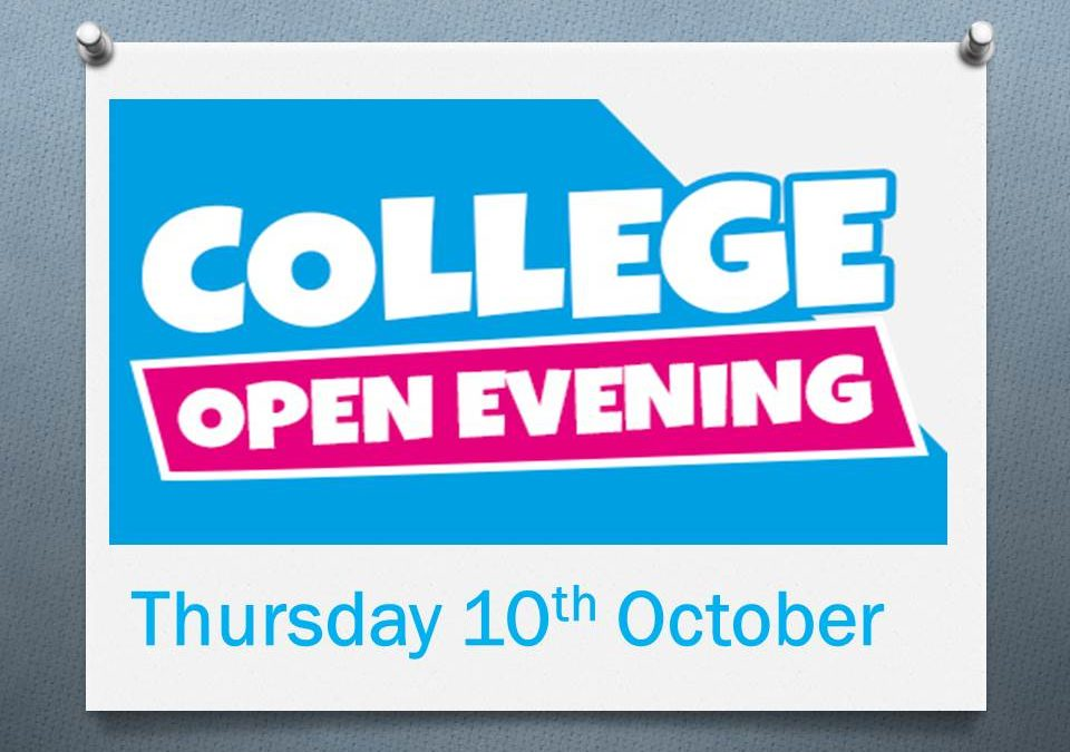 GCC Open Evening