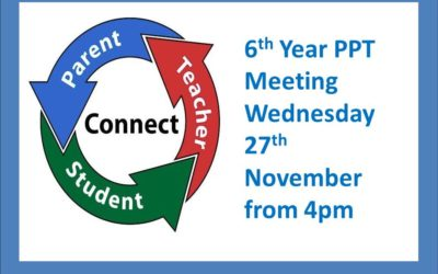 6th Year Parent-Pupil-Teacher Meeting