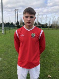 Rob Representing Munster