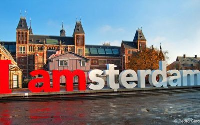 Amsterdam Transition Year School Tour 1 Itinerary
