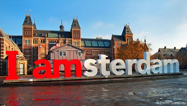 Amsterdam Transition Year School Tour 2 Itinerary