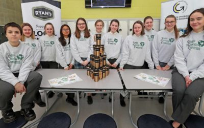 GCC and Ryan's Supervalu Partner up for Environmental Sustainability initiative