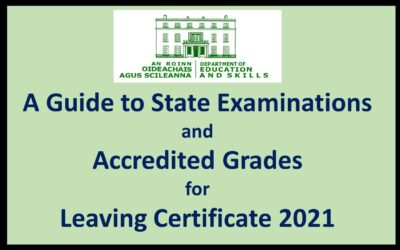 State Examinations and Accredited Grades LC 2021