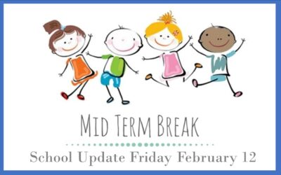 Latest School Update Friday February 12