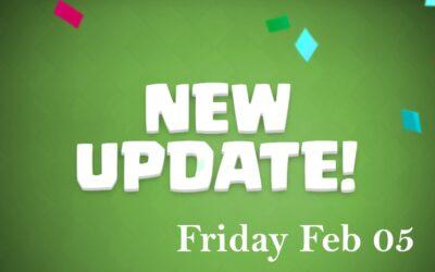 Latest School Update Friday February 05