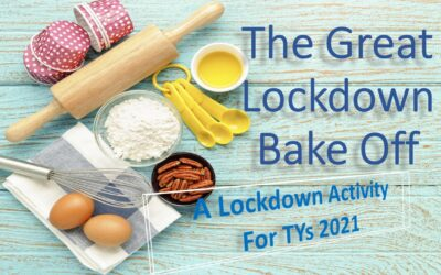 TY Students compete in 'The Great Lockdown Bake Off'