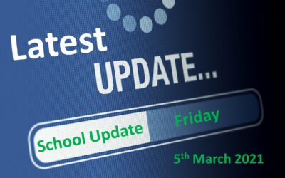 Latest School Update Friday March 05
