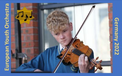 GCC Student Accepted to The  European Youth Orchestra