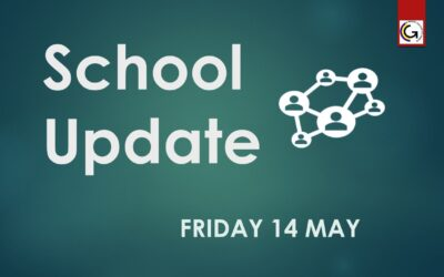 Latest School Update Friday 14 May 2021