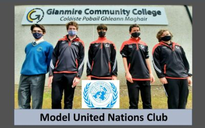 Students Engage in Model United Nations