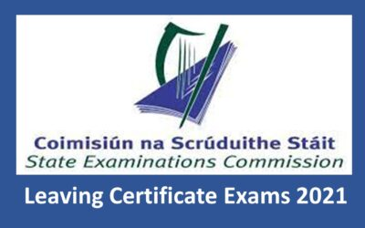 Information for Leaving Certificate Students 2021