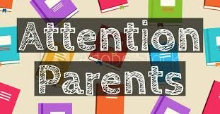 School Year 2021/2022 Information Letter for Parents & Students