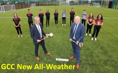 GCC Unveil New All-Weather Sporting Facility